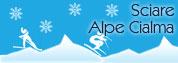 Sciare Alpe Cialma